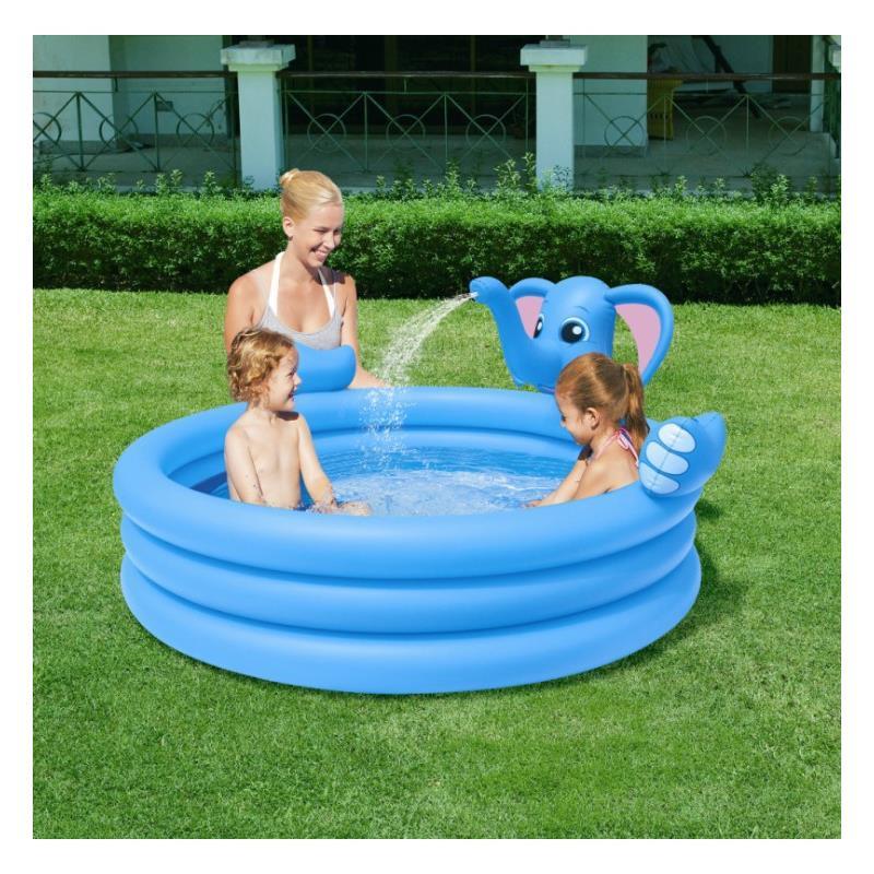 Filli Püskürtmeli Oyun Havuzu