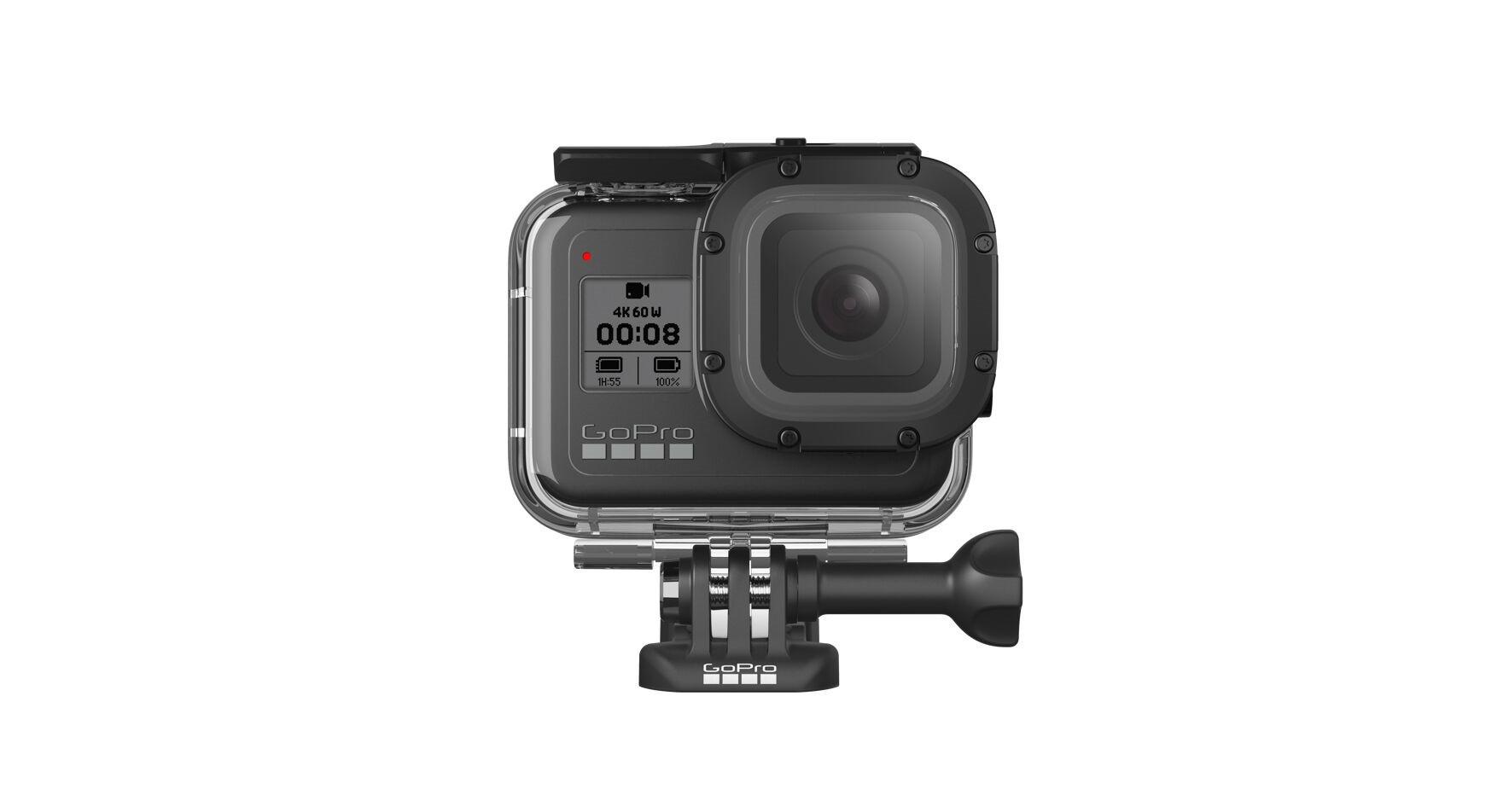 GoPro Koruma + Dalış Kamera Kutusu