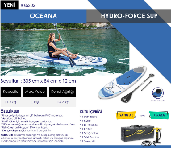 Stand Up Paddle Oceana