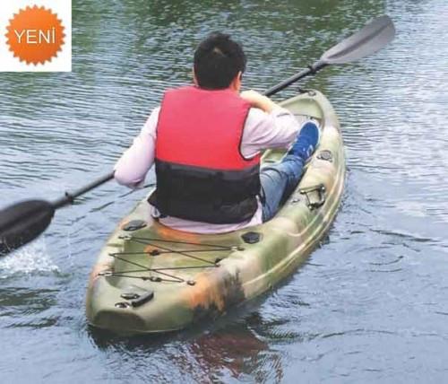 Timo – Tek Kişilik Balıkçı Kanosu